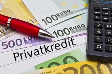 Onlinekredit mit Sofortzusage; Privatkredit