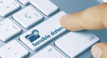 Onlinekredit mit Sofortzusage; Sensible Daten